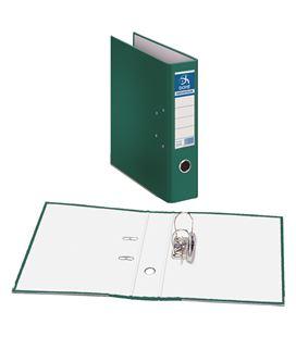 Archivador palanca folio 70mm verde archicolor dohe 094039