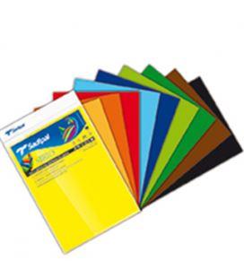 Cartulina a4 10h colores intensos sadipal 07387 s322a450