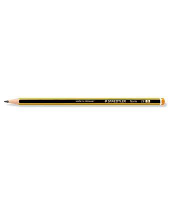 Lapicero lapiz 2b grafito noris 120 staedtler 120-0 104583 - 190001