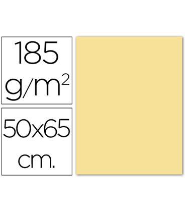 Cartulina 50x65cms 25h 185grs crema guarro 200040219 - 200040219