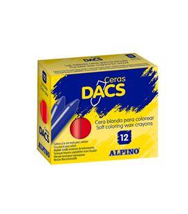 Ceras cj.12 uds. amarillo cl dacs alpino da060003 - 112354