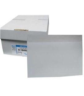 Sobre blanco 190x250 cuartilla prolon 90grs tira silicona c.250 sam 267369 - 267369