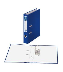 Archivador palanca a4 45mm azul archicolor dohe 09416 - 09416