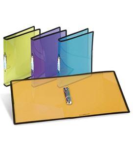 Carpeta 2 anillas fº 25mm surtido foldermate 239 - 239
