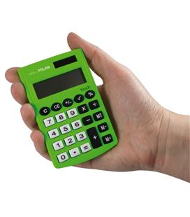 Calculadora 8 dig pocket touch milan 159912 048831