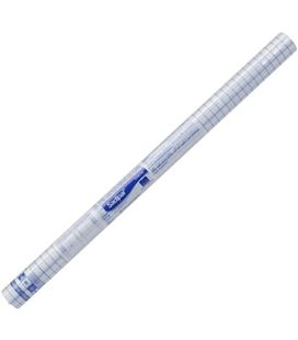 Forro adhesivo transparente 0,50x3mts sadipal 12339