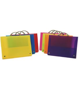 Maletin asa pp violeta grafoplas 30100535 010363 - 30100535