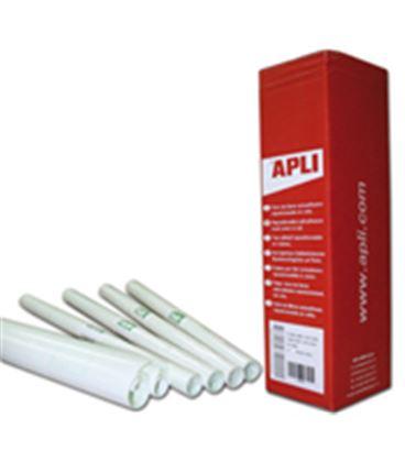 Forro adhesivo transparente 0,50mtsx3mts apli 00429 - AP00429