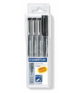 Rotulador 02 04 08 calibrado pigment liner 308 stae 308wp3sp