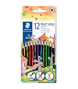 Lapicero lapizs color noris colours cj.12 uds surtidos staedtler 185 c12 185124