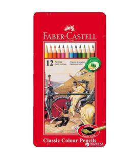 Pintura madera caja metal 12u. faber 158448 115801 - 115801