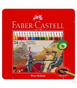 Pintura madera caja metal 24u. faber 158455 115824 - 158455