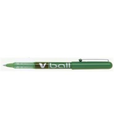 Boligrafo boli roller 05 verde vball pilot bl-vb5 - PIBLVB5G