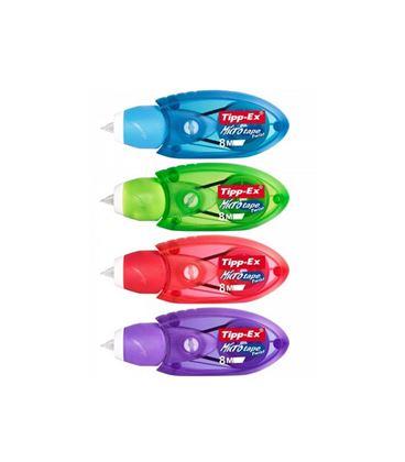 Corrector de cinta 5mmx8mts micro tape twist tipp-ex 8706142 513952 - BI8706142