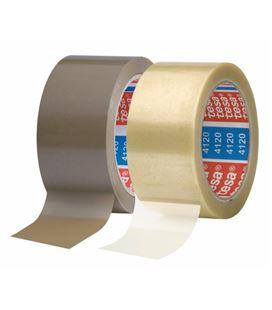Cinta adhesiva precinto pvc 50mmx66mts transparente tesa 04120-00008-00