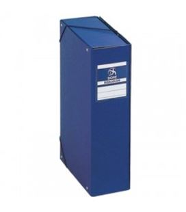 Carpeta proyectos 9cms azul carton foliorrado office dohe 09744