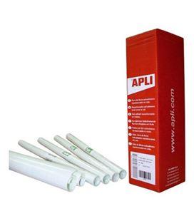 Forro adhesivo transparente 0,50mtsx1,5mts apli 00262