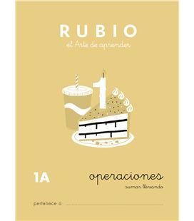 Cuaderno escolar operaciones nº1a rubio 10951 - CALCULO 1A CASTELLANO-1 COPIA