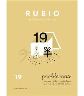 Cuaderno escolar problemas nº19 rubio 10974 - CALCULO 19 CASTELLANO-1 COPIA