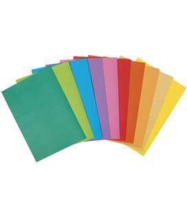 Subcarpeta a4 80gr 100 unidades colores surtidos exacompta 800001e