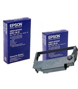 Cinta registradora tm-300 erc-38 b epson c43s015374 - 3984