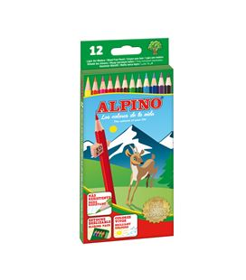 Pintura madera c.12 alpino al000654 - 114112