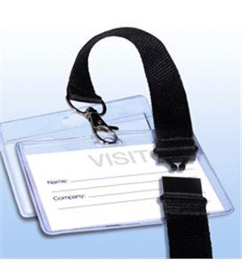 Identificador c/cordón seguridad 25 uds. apli 11744 - AP11744