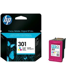 Cartucho injet color nº301 hp ch562ee - 43013