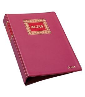 Libro contable folio actas recambiable 100h dohe 09922 - 09922