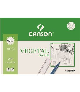 Papel vegetal basik a4 95grs 12h guarro c200407621