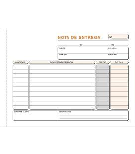Talonario entrega 4º apaisado 50h original+2copias loan t-47 430471