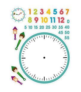 Gomet bolsa etiquetas las horas 3h apli 12789