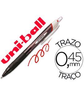 Boligrafolio boli 01 rojo jetstream sport uni-ball sxn-150s 805237