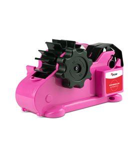 Portarrollo automatico 66mts rosa pryse 2210053