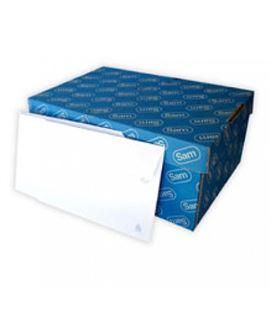 Sobre blanco 70x105 tarjeta 90grs c.100 sam 271304