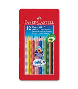 Lapices acuarelables ecolapices triangular 12u. faber castell 112413