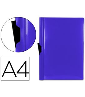 Dossier pinza pp a4 60hj azul liderpapel dp11 26902