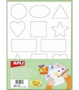 Gomet bolsa etiquetas pinta y colorea 10h apli 11681 (descatalogado)