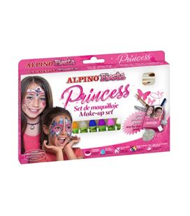 Maquillaje princess alpino dl000010