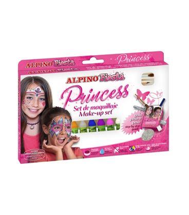 Maquillaje princess alpino dl000010 - DL000010_SET PRINCESS