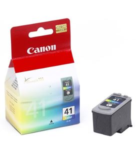 Cartucho inyeccion alta capacidad tinta color cl-41 canon - 5682