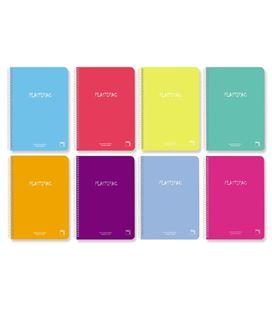 Cuaderno folio 4x4 80h 90grs pp plastipac pacsa 16467 - 170593