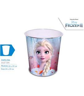Papelera infantil frozen ii kids licensing wd20738 - WD20738