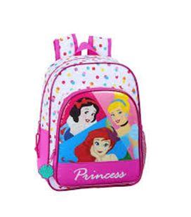 Mochila infantil adap carro princesas be bright safta 612080185 - 612080185