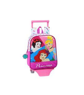 Mochila con carro guarderia princesas be bright safta 612080280 - 612080280