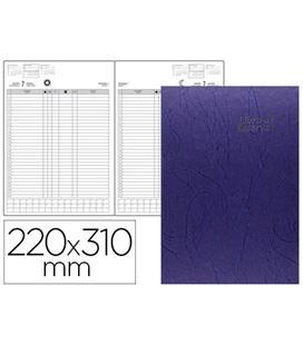 Libro de reservas 22x31 dia a dos paginas 70gr ingraf 11032 - 64771