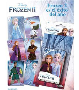 Baraja infantil 36 cartas frozen 2 fournier 1044653 - 1044653
