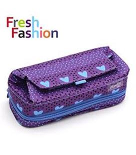 Estuche vacío doble mega top fresh fashion fraga 59702 - 59702