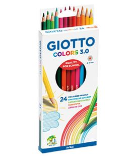 Pintura madera colors 3.0 c.24 giotto 276700