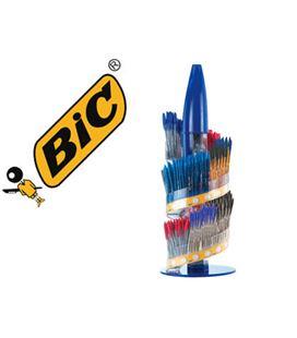 Expositor completo boligrafolio bolis bic 961592